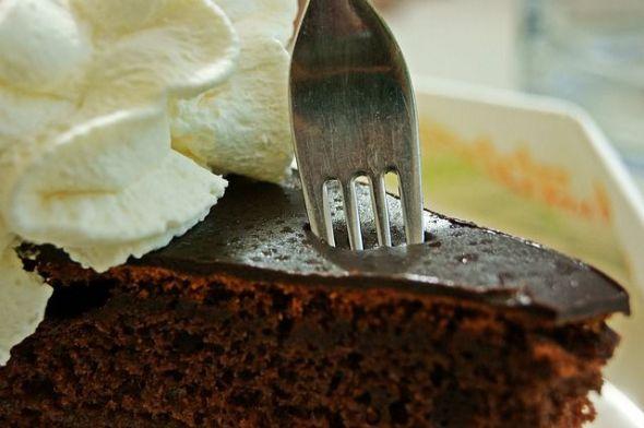 Esa punzada que es una tarta de chocolate. Foto: Pixabay.