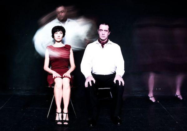 Una imagen de la obra 'Tango'.