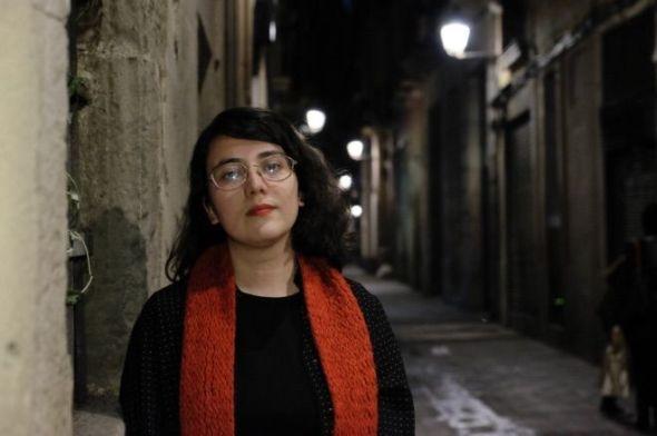 La escritora Ana Llurba.