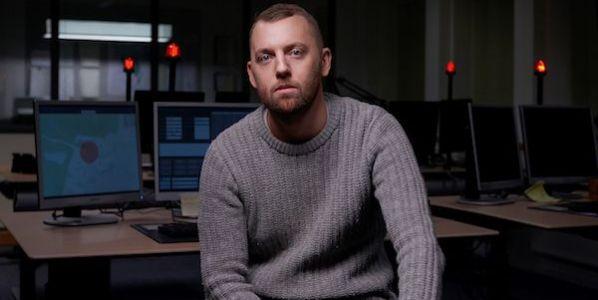 El director de cine Gustav Möller.
