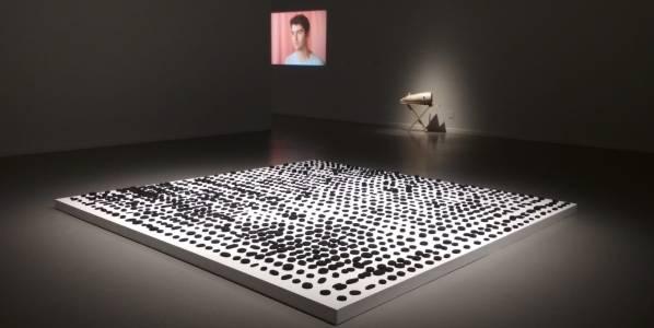 Exposición que hay actualmente en la MAC, La Mostra.