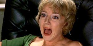 Un fotograma de la película 'Frenesí'.