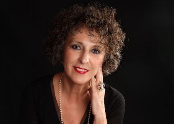 La escritora Lola López Mondéjar. Foto: Isabel Wagemann.