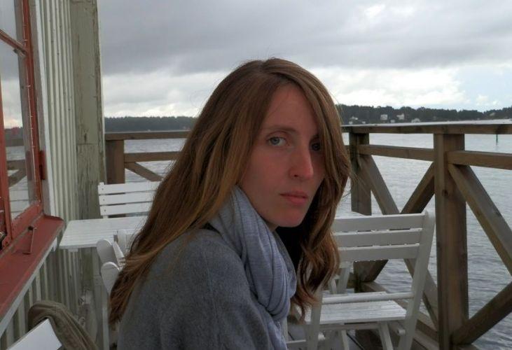 La escritora Gema Nieto.