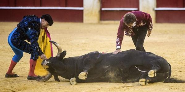 Una corrida de toros. Foto: Creative Commons.