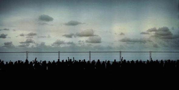 Los troyanos vencidos ocupan un campo de refugiados en Creta. Foto: Javier del Real.