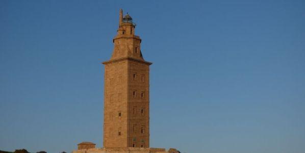 La Torre de Hércules fotografiada por Antonio Saldoval Rey, autor de 'La Torre'.