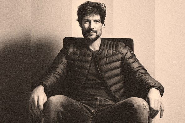 El actor Daniel Grao. Foto: Roberto Villalón.