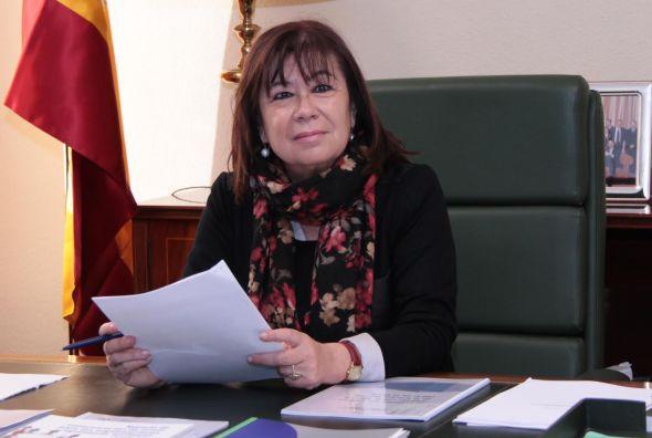 La ex ministra Cristina Narbona.