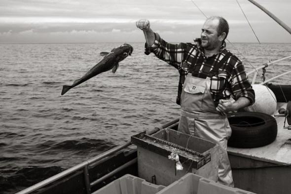 Pesca de merluza de pincho en Galicia. Foto: rutaldirect.es