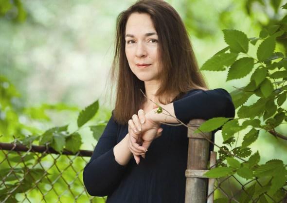 La escritora Lorrie Moore.