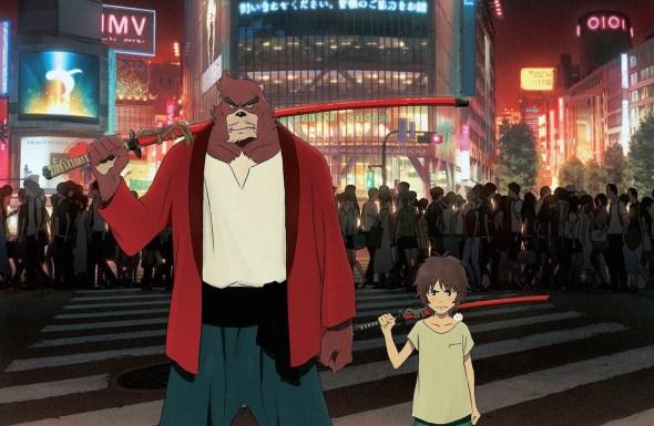 Fotograma de la película 'El niño y la bestia'.