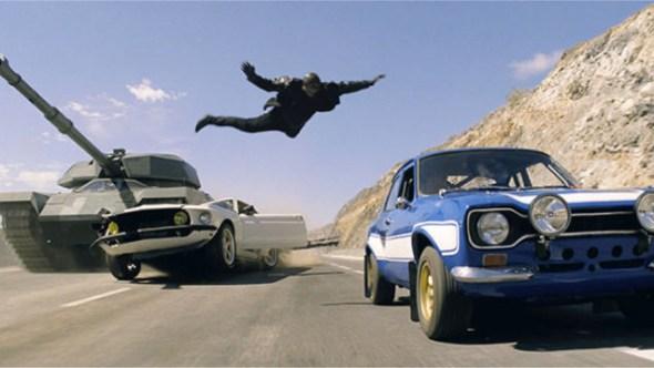 Fotograma de 'The Fast and Furious 6'.