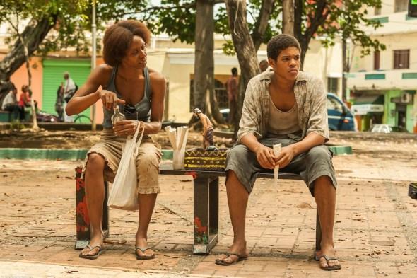 Un fotograma de 'El Rey de la Habana'.