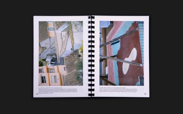 Fotolibro de Ricardo Cases editado por La Kursala. Foto: Tres Tipos Gráficos.