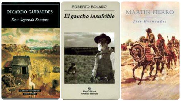 Novelas de Gauchos.