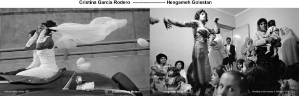 Fotografías de Cristina García Rodero y