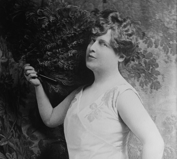 Florence Foster Jenkins. Foto: The George Grantham Bain collection at the Library of Congress.