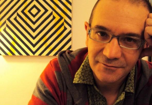El escritor Hilario J. Rodríguez.