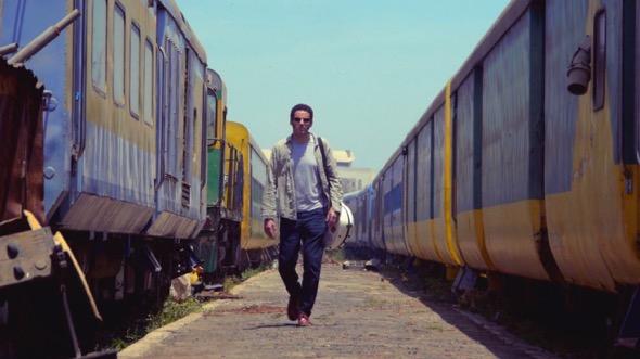 DePedro en un fotograma de la película 'Casamance'.