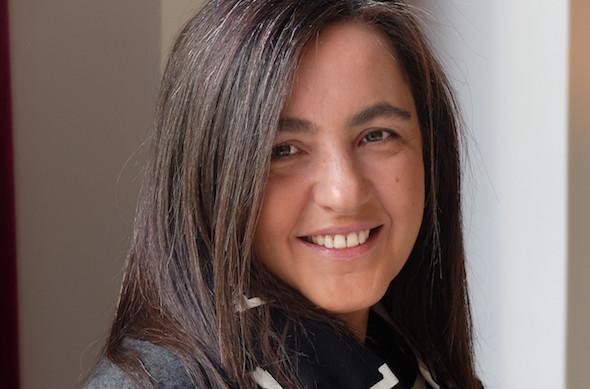 La escritora Nuria Varela.