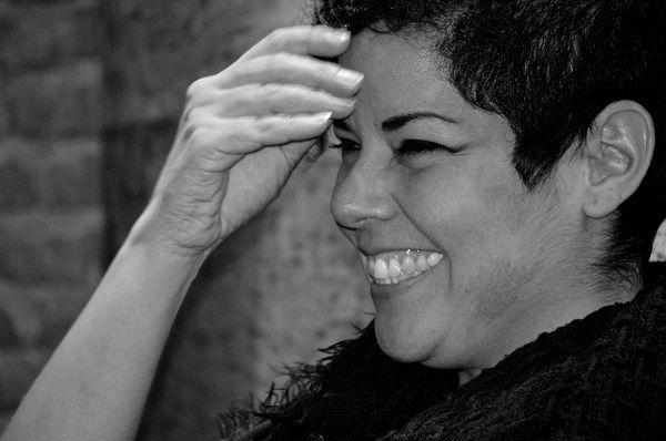 La escritora María Fernanda Ampuero. Foto: Laura Muñoz Hermida.