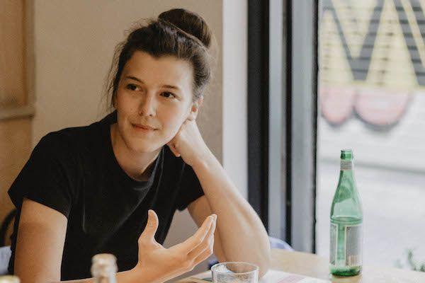 Charlotte Van den Broeck. Foto: Sara Baquero Leyva.
