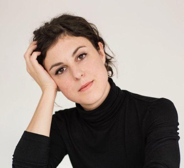 La dramaturga Lucía Carballal.