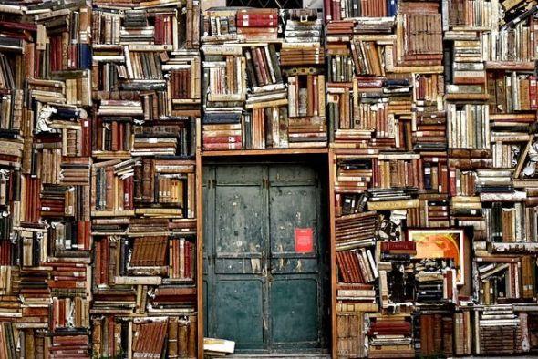 Esta habitación bien podría ser de un libro al día. Foto Pixabay.