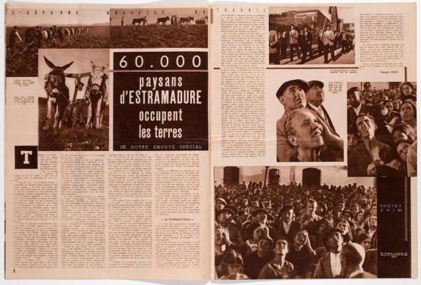 1936. Un 25 de marzo silenciado: revuelta campesina en Extremadura. [Historia] Regards-2