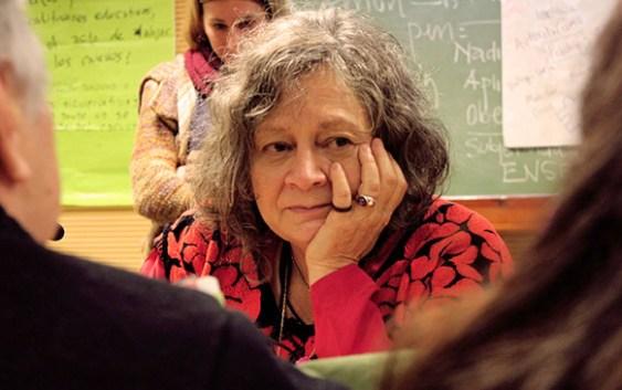 Rita Segato visitó nuevamente la UNC