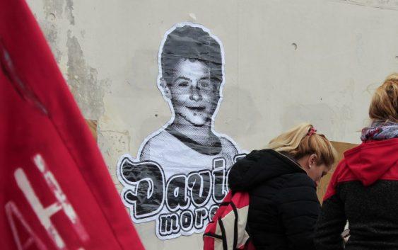 Tras 16 años de lucha, se hizo justicia por David Moreno