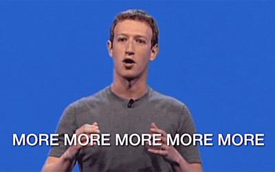 Cutting Mark Zuckerberg Down to Size