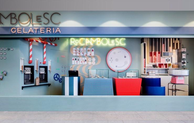 Heladería Rocambolesc Alicante elástica magazine