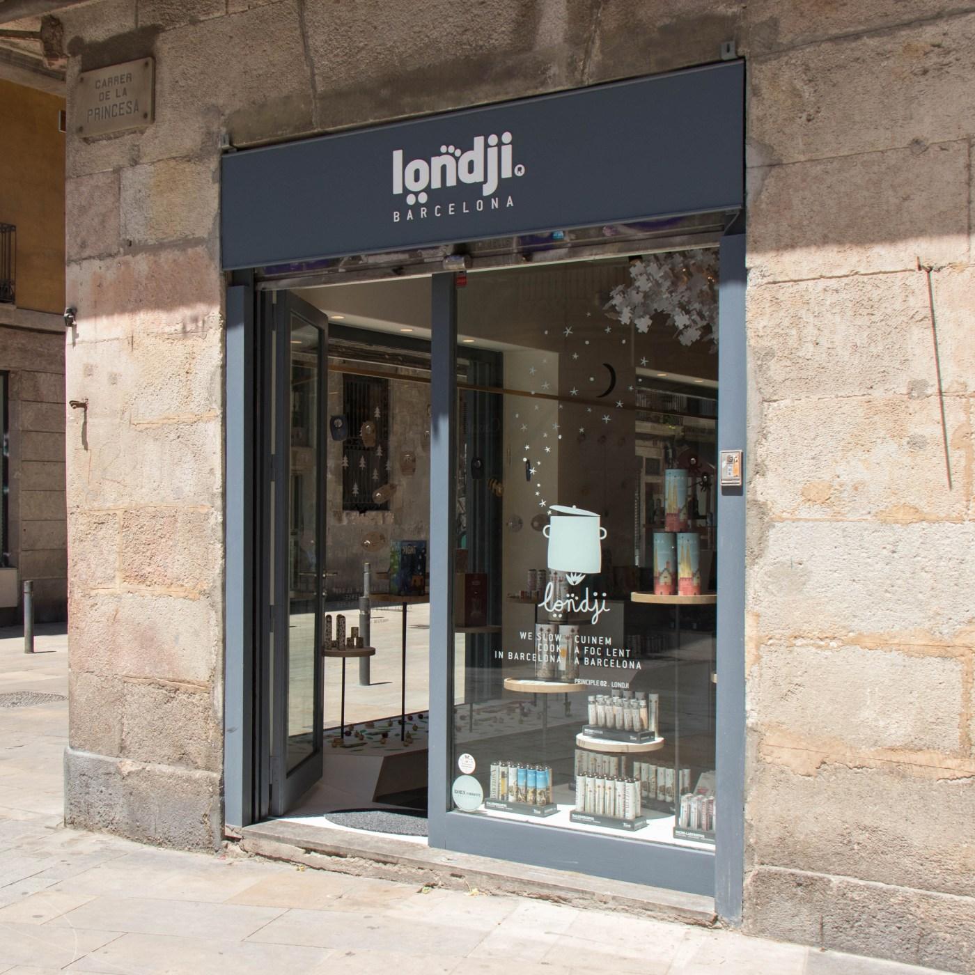Tienda Londji Barcelona