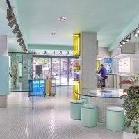 La tienda futurista de cuadernos RUBIO