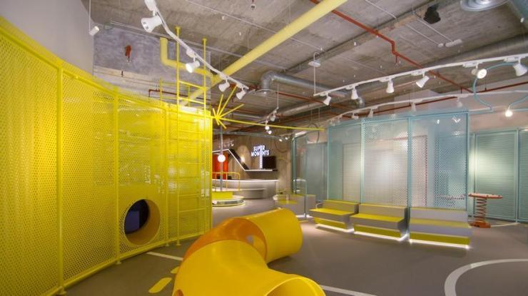 SuperMoments espacio retail en Aqua Multiespacio