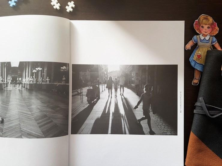 Viure en Familia. Revista familiar sobre criança. Fotografia en blanc i negre