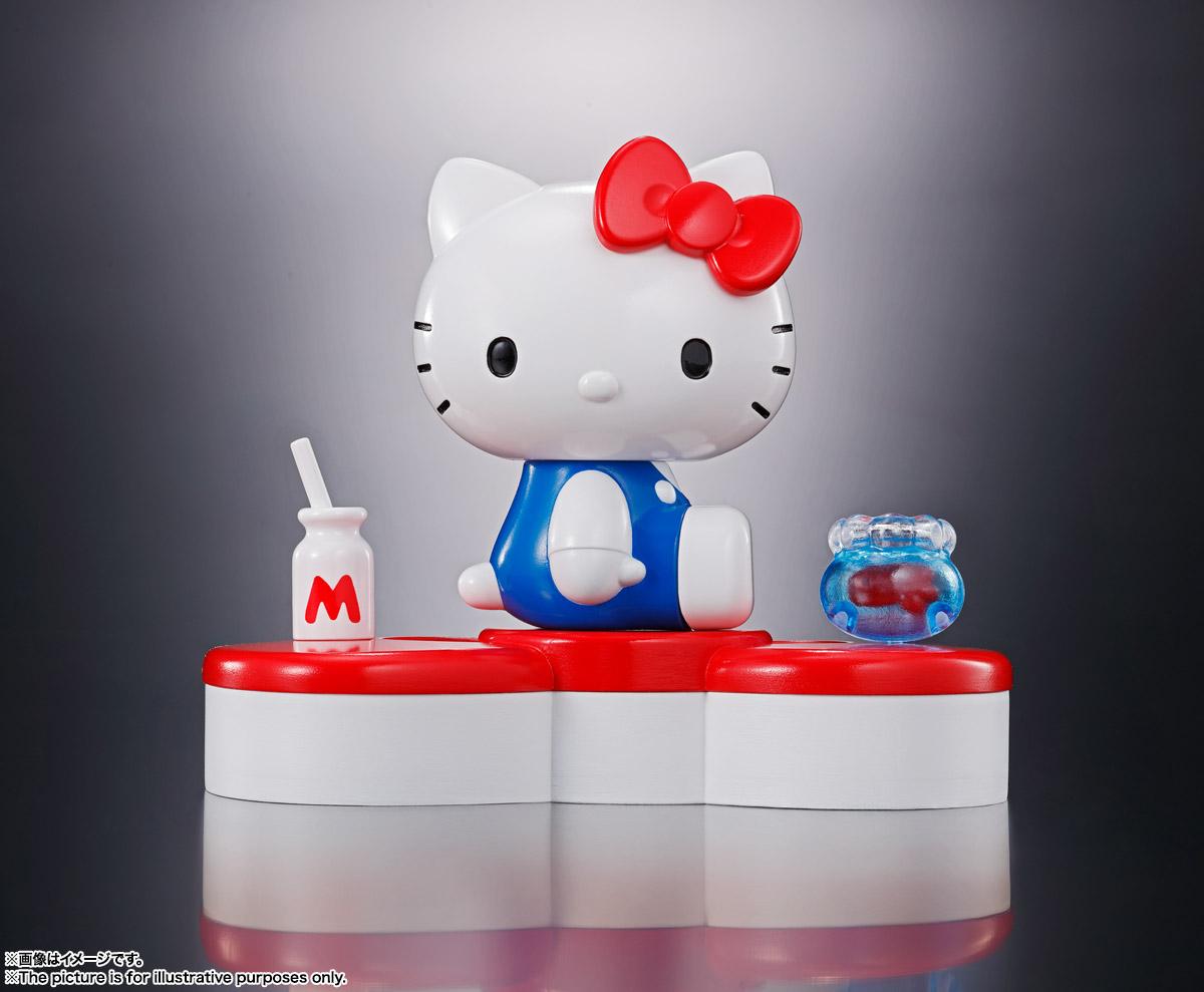 Edición especial de Bandai Spirits x Hello Kitty