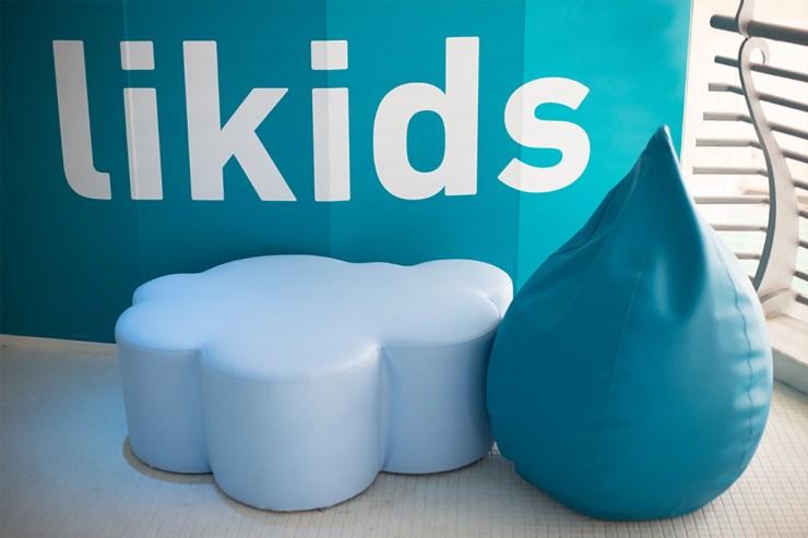 Caldea Likids spa para niños. Diseño de Tatotum