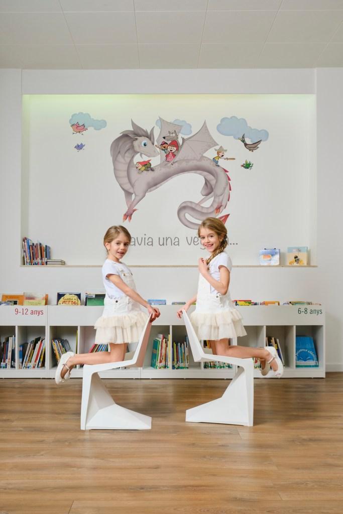 Vondom niños. Sillas de diseño moderno. Karim Rashid