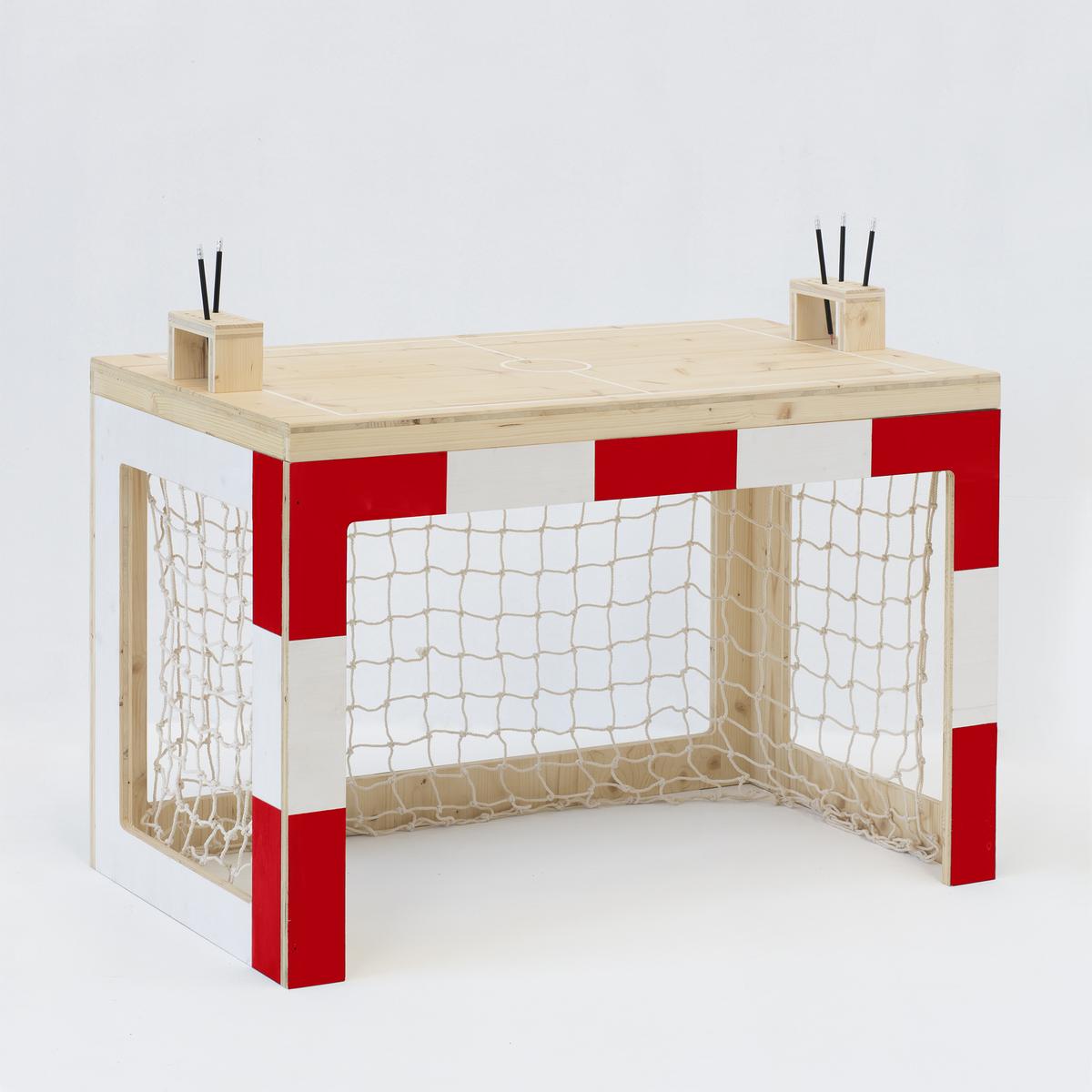 XO In My Room - muebles infantiles.  mesa portería de futbol
