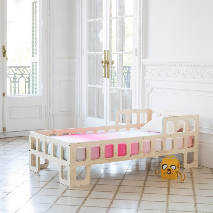 XO In My Room - muebles infantiles.  cama de madera
