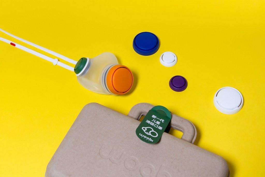 Woobi Play, la máscara antipolución para niños