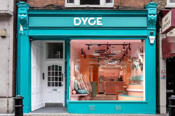 DYCE London. heladería para niños en Londres. FormRoom