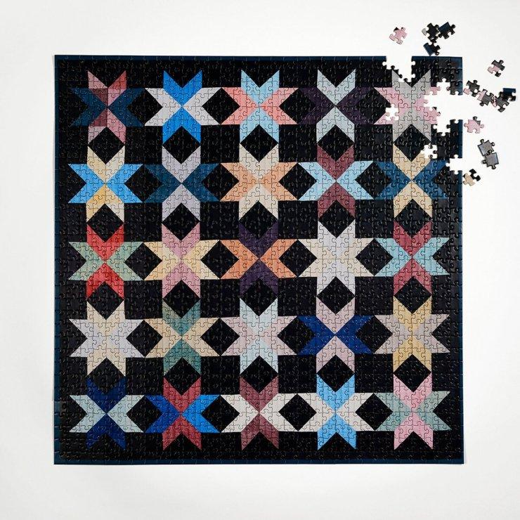 Puzzle Patchwork