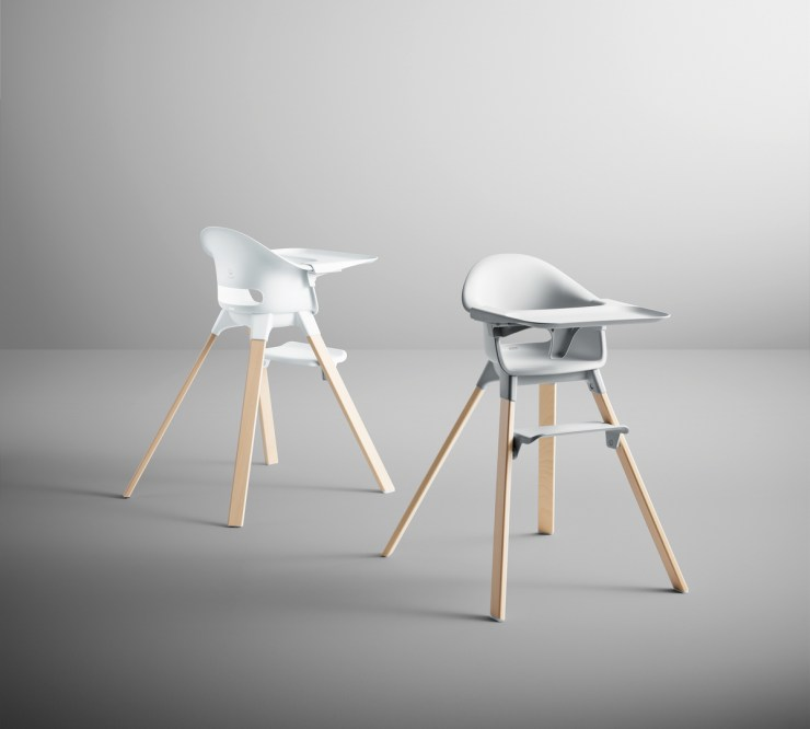Stokke® Clikk™ High Chair. Red Dot Design Award 2020