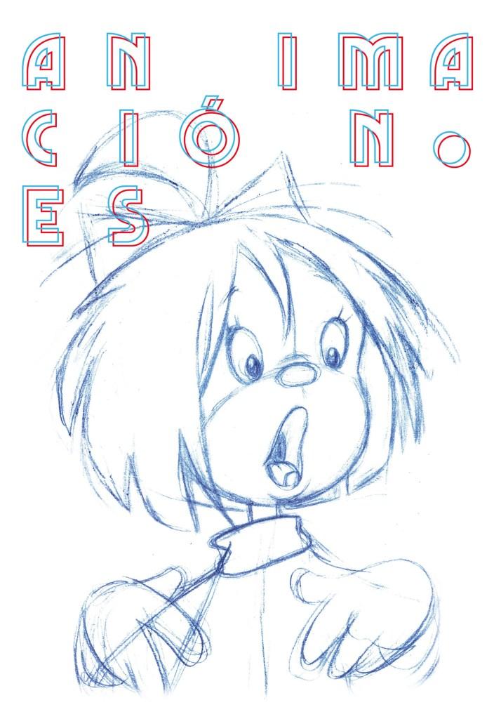 Animacion.es Exposición historia dibujos animados en España. Familia Telerín