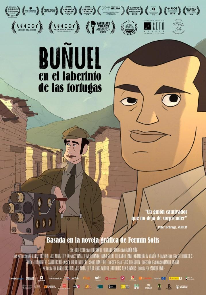 Animacion.es Exposición historia dibujos animados en España. Buñuel