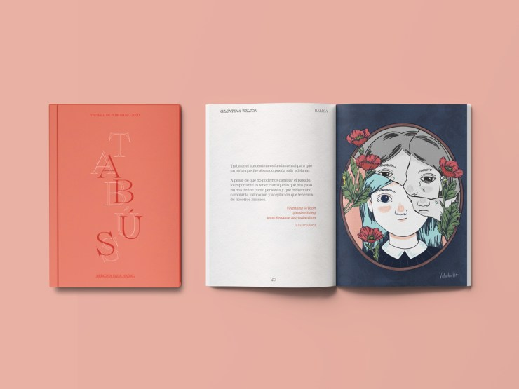Ariadna Sala Nadal. Balisa diseño terapéutico abuso sexual infantil. elastica magazine.